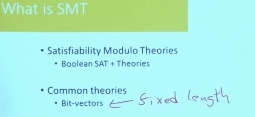 Курс MIT «Безопасность компьютерных систем». Лекция 10: «Символьное выполнение», часть 2 - 2