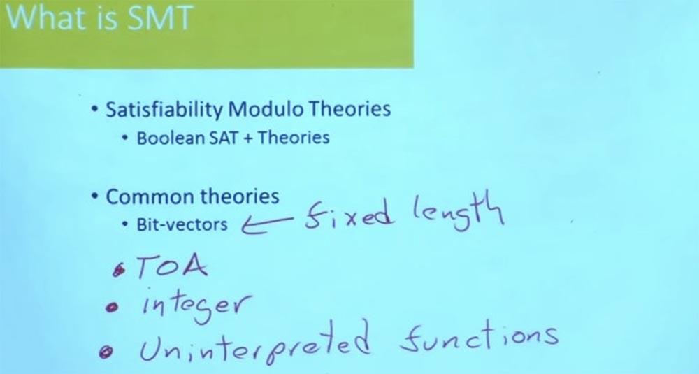 Курс MIT «Безопасность компьютерных систем». Лекция 10: «Символьное выполнение», часть 2 - 4