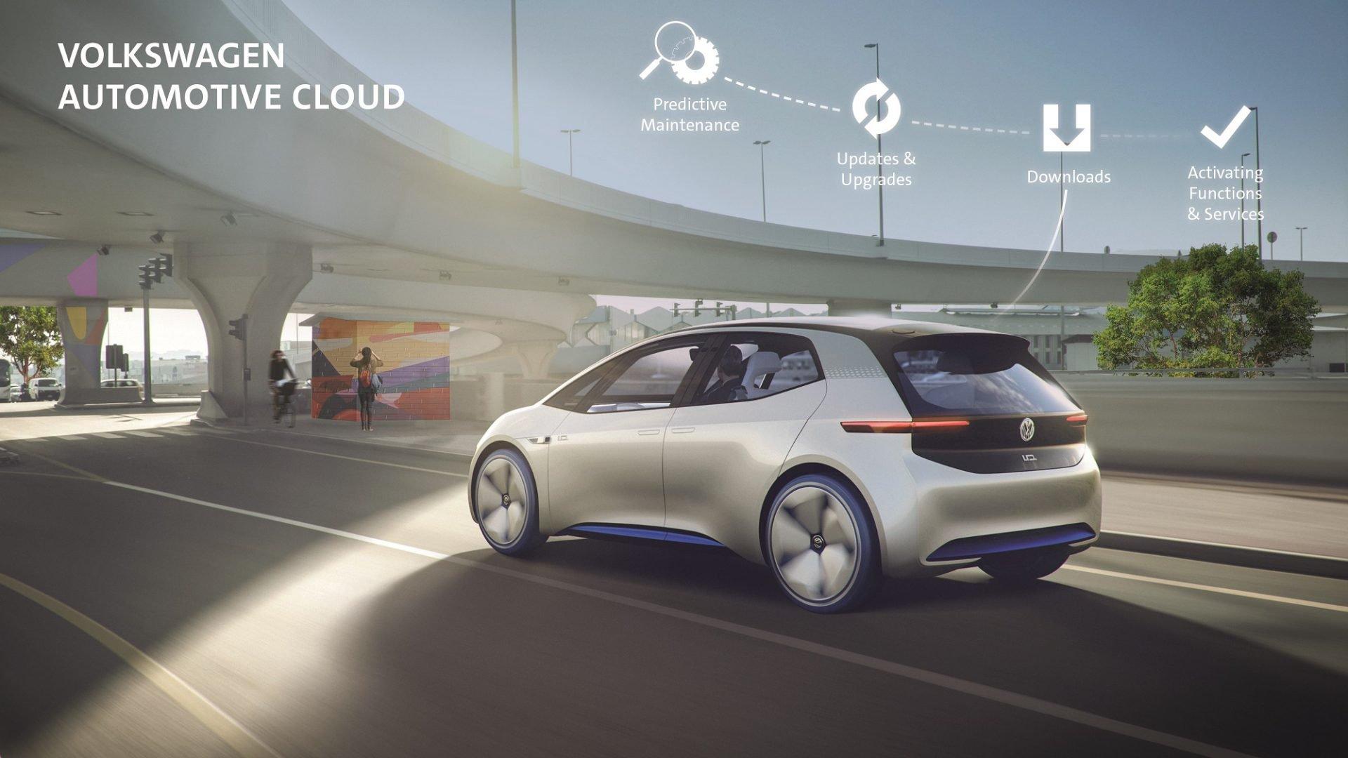 Volkswagen + Microsoft=интернет-технологии для комфортной езды - 1