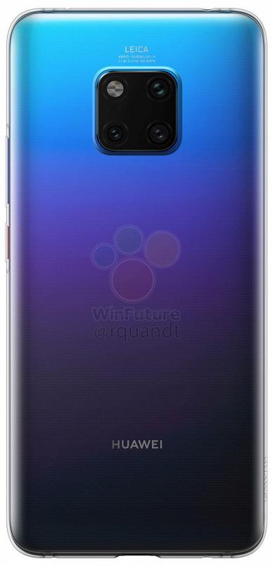 Флагман Huawei Mate 20 Pro не получил разъем 3,5 мм, который оставили у Huawei Mate 20