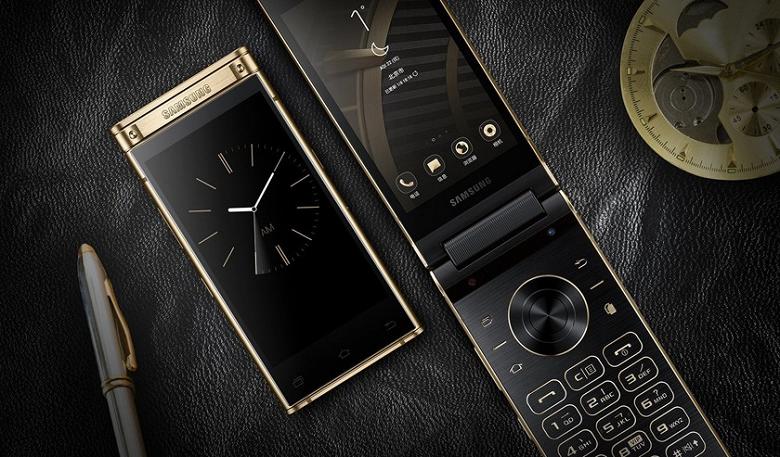 Флагманская раскладушка Samsung W2019 не получит Android 9.0 Pie из коробки