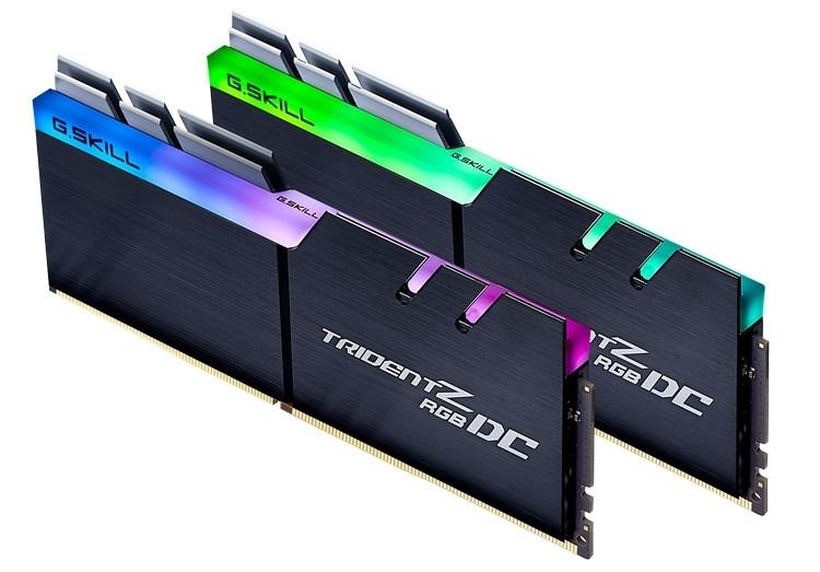 G.Skill представила модули памяти Trident Z RGB DC объёмом 32 Гбайт