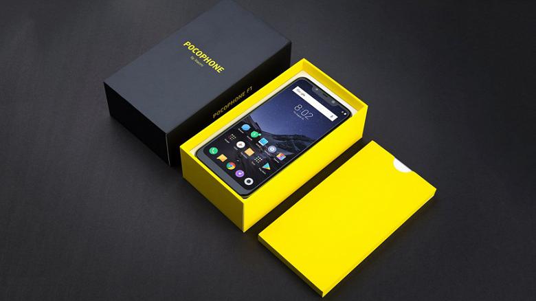 Менее 1% дешевых флагманов Xiaomi Pocophone F1 получили бракованные дисплеи