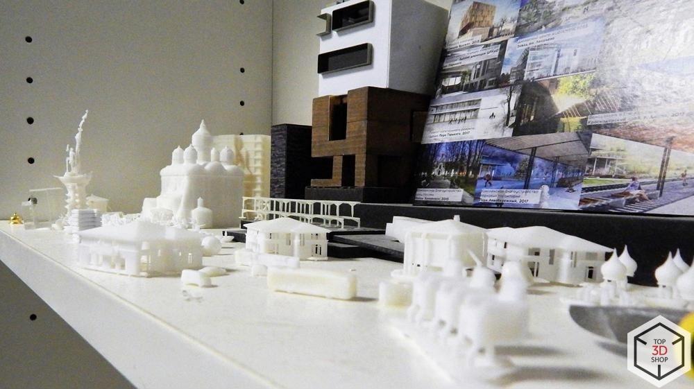 3D-печать в создании макетов на примере STUDIO 911 - 15