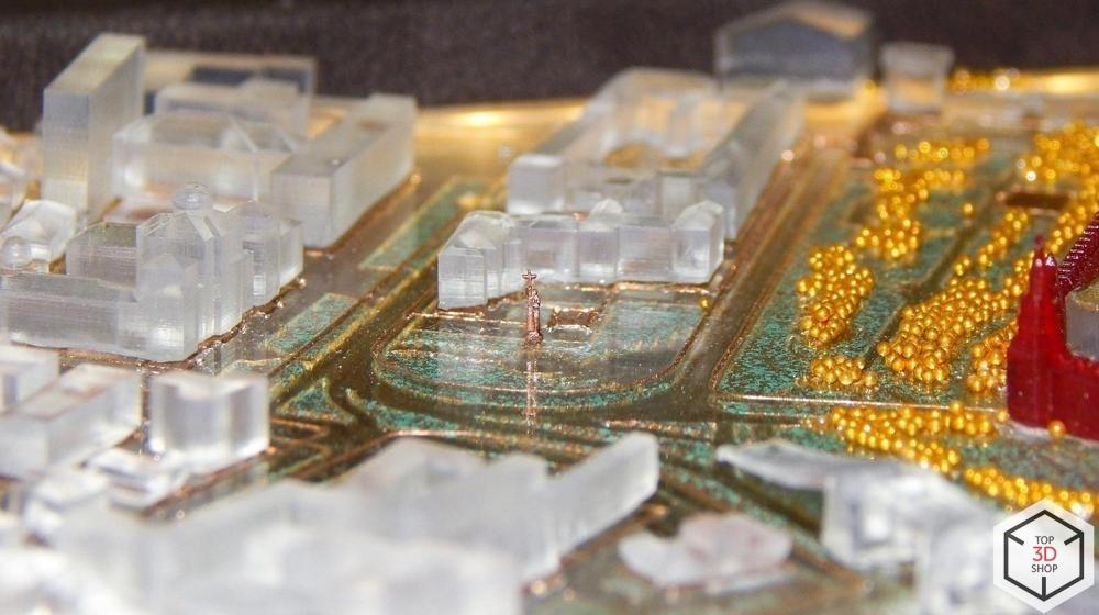 3D-печать в создании макетов на примере STUDIO 911 - 16
