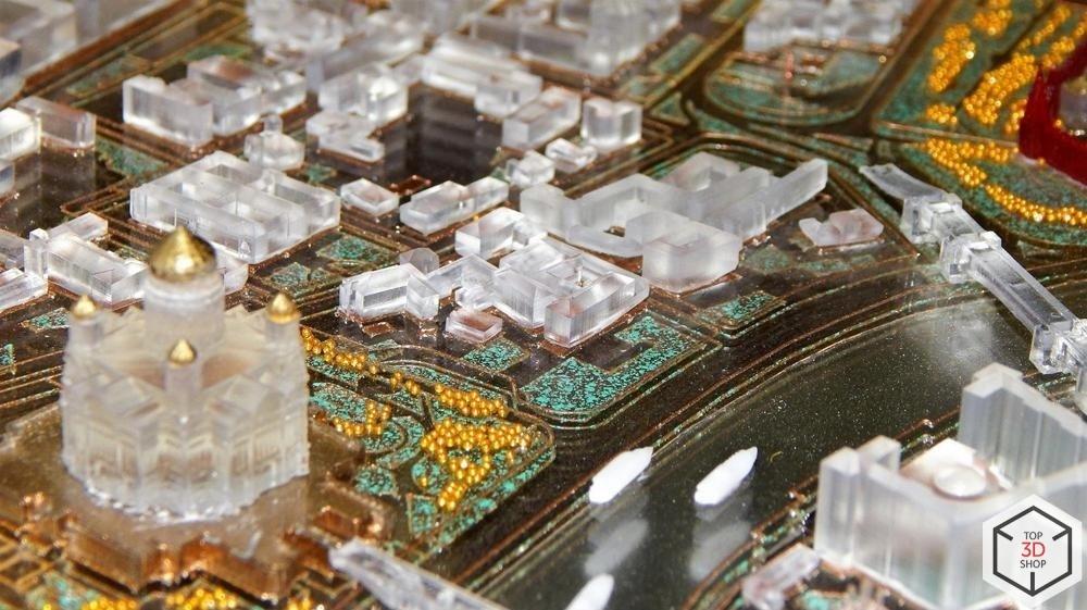 3D-печать в создании макетов на примере STUDIO 911 - 18