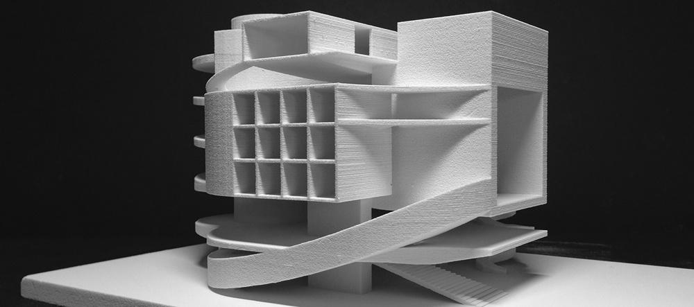 3D-печать в создании макетов на примере STUDIO 911 - 2