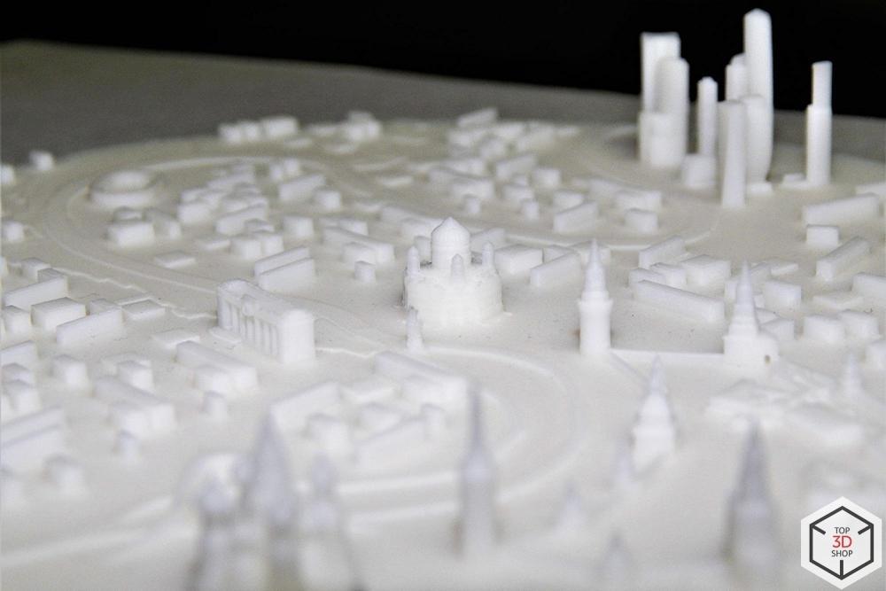 3D-печать в создании макетов на примере STUDIO 911 - 20