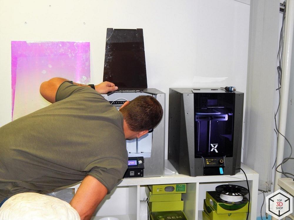 3D-печать в создании макетов на примере STUDIO 911 - 7