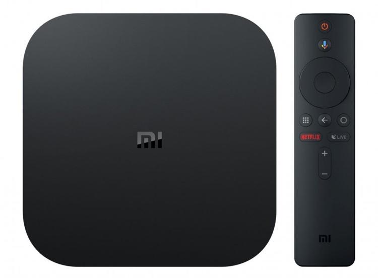 Xiaomi Mi Box S: телевизионная приставка с поддержкой 4K HDR