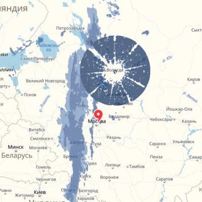 Как Яндекс создал глобальный прогноз осадков с использованием радаров и спутников - 4