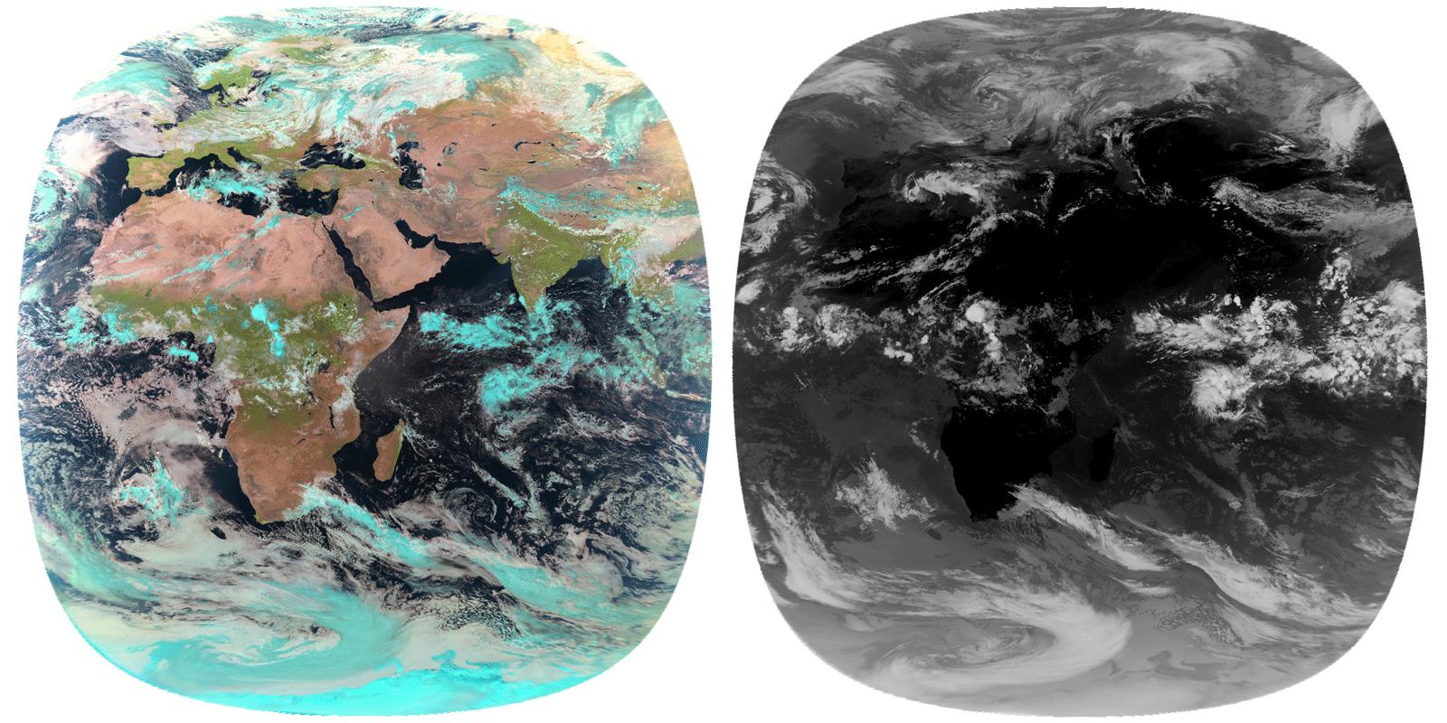Как Яндекс создал глобальный прогноз осадков с использованием радаров и спутников - 1
