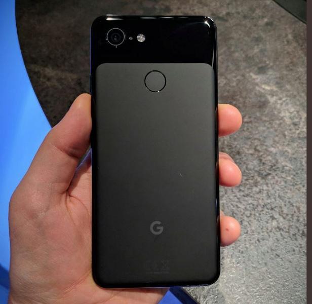 Не только «монобровь». У новых смартфонов Pixel есть проблемы с качеством покраски