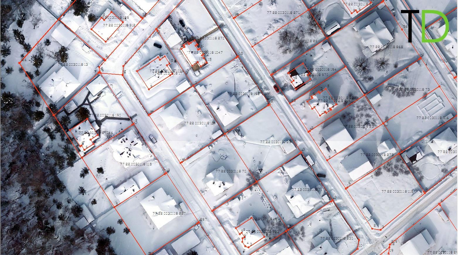 Применение перепиленных гражданских дронов для профессиональной геодезической аэрофотосъёмки местности - 10