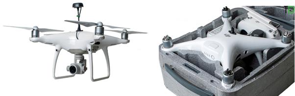 Применение перепиленных гражданских дронов для профессиональной геодезической аэрофотосъёмки местности - 2