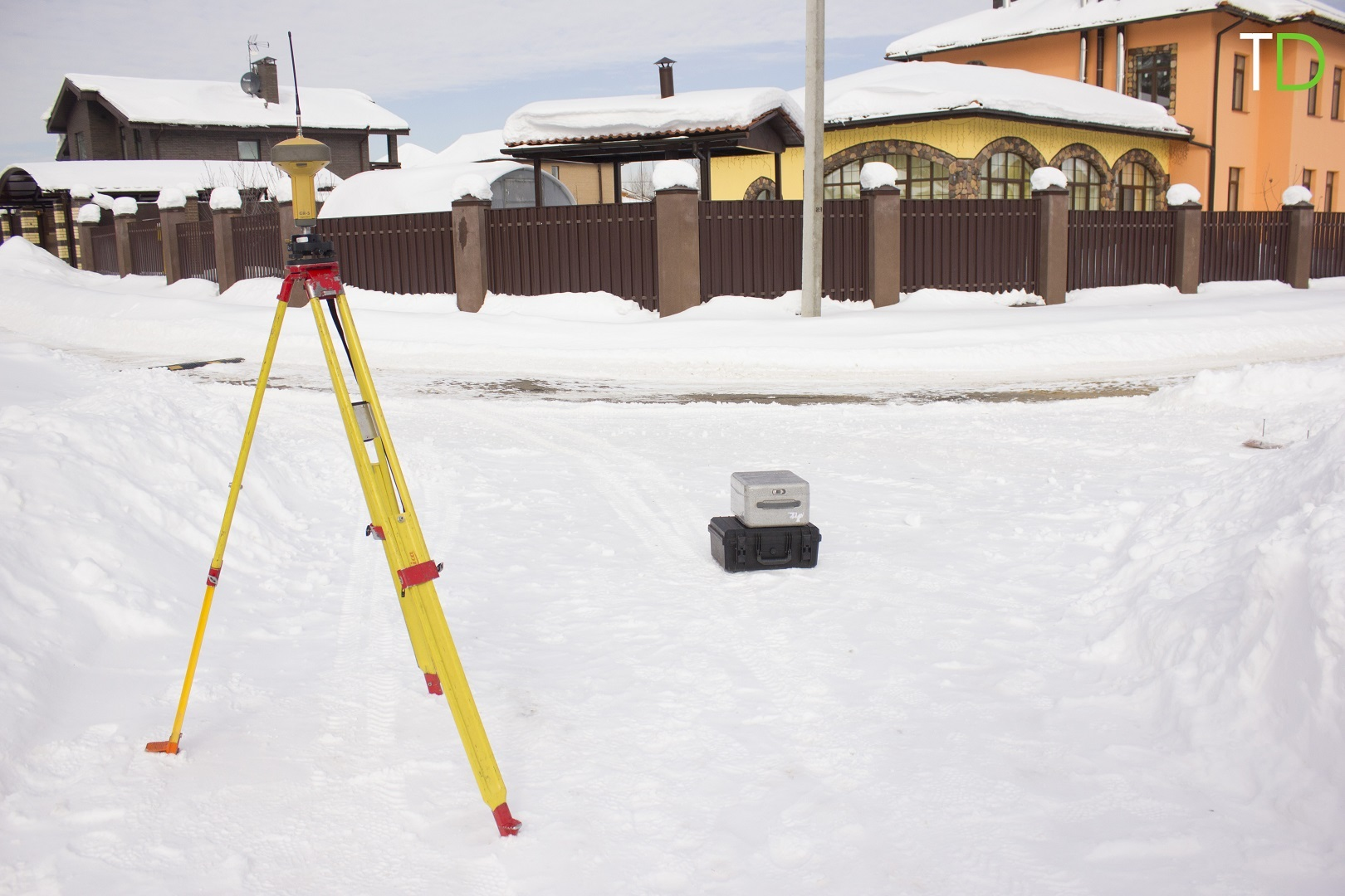 Применение перепиленных гражданских дронов для профессиональной геодезической аэрофотосъёмки местности - 3