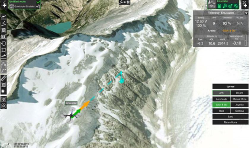 Применение перепиленных гражданских дронов для профессиональной геодезической аэрофотосъёмки местности - 5
