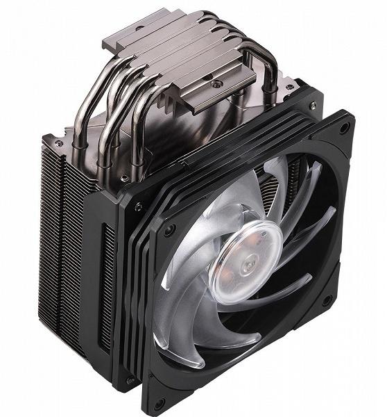 Системы охлаждения Cooler Master Hyper 212 Black Edition и Hyper 212 RGB Black Edition различаются вентиляторами