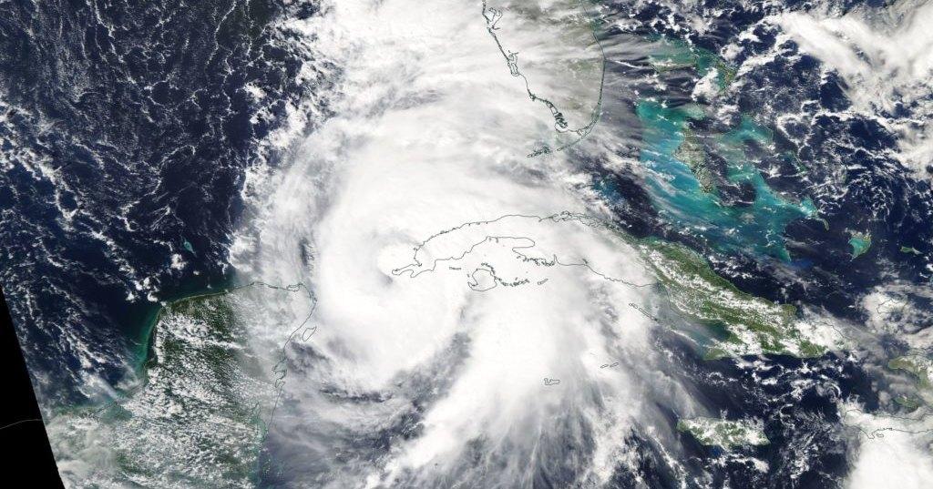 Ураган Майкл: близится развязка