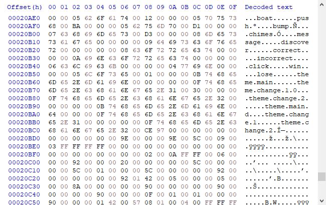 Устраняем баг в игре 2000 года на Shockwave - 4