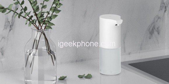 Xiaomi выпустила высокотехнологичный дозатор для мыла всего за 10 долларов