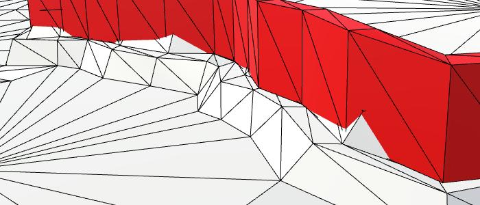 Карты из шестиугольников в Unity: вода, объекты рельефа и крепостные стены - 104