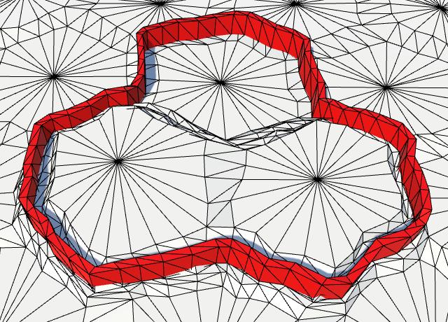 Карты из шестиугольников в Unity: вода, объекты рельефа и крепостные стены - 105