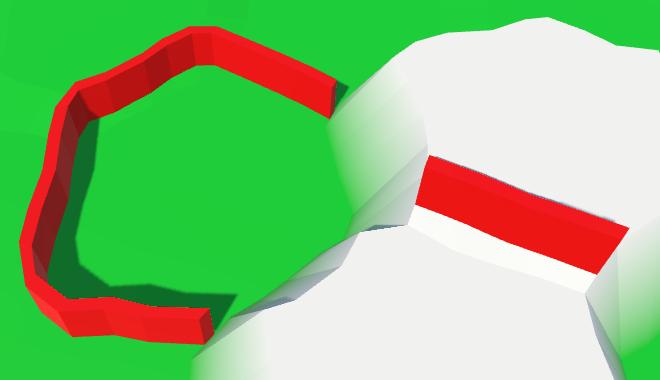 Карты из шестиугольников в Unity: вода, объекты рельефа и крепостные стены - 113