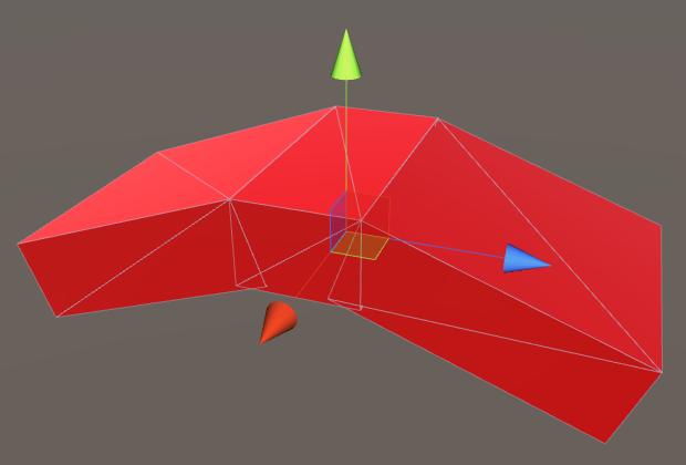Карты из шестиугольников в Unity: вода, объекты рельефа и крепостные стены - 135
