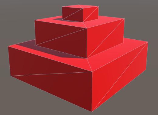 Карты из шестиугольников в Unity: вода, объекты рельефа и крепостные стены - 138