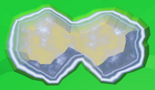 Карты из шестиугольников в Unity: вода, объекты рельефа и крепостные стены - 24
