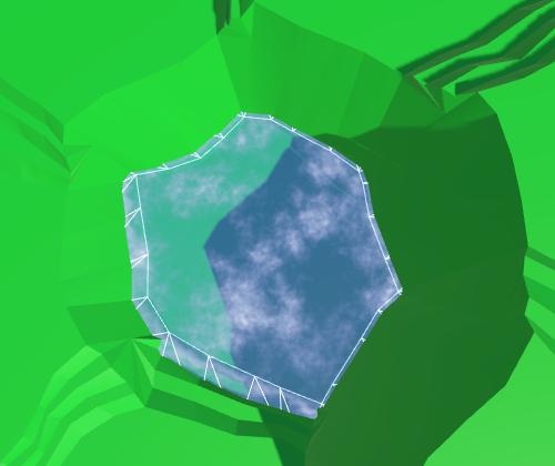 Карты из шестиугольников в Unity: вода, объекты рельефа и крепостные стены - 26