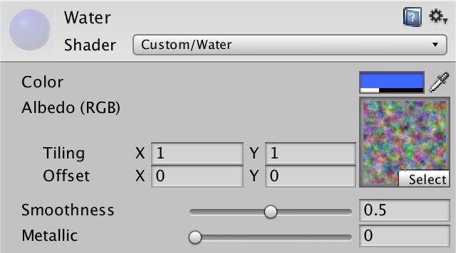 Карты из шестиугольников в Unity: вода, объекты рельефа и крепостные стены - 3