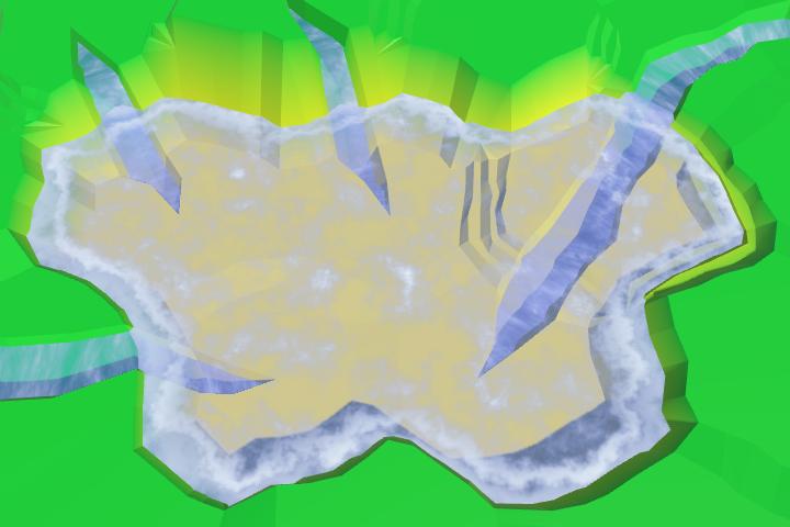 Карты из шестиугольников в Unity: вода, объекты рельефа и крепостные стены - 31