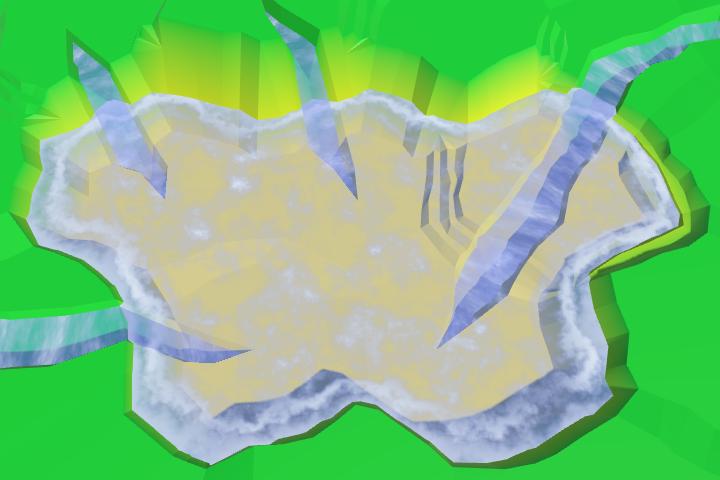 Карты из шестиугольников в Unity: вода, объекты рельефа и крепостные стены - 32