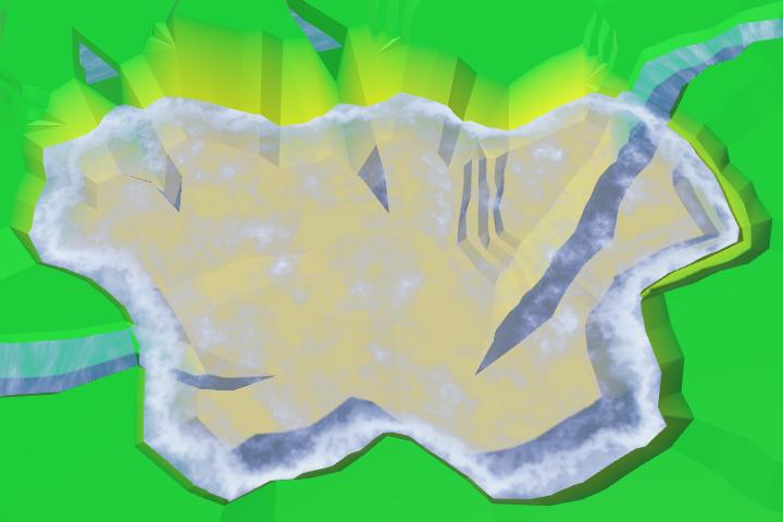 Карты из шестиугольников в Unity: вода, объекты рельефа и крепостные стены - 33