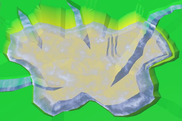 Карты из шестиугольников в Unity: вода, объекты рельефа и крепостные стены - 35