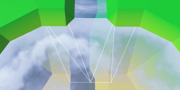 Карты из шестиугольников в Unity: вода, объекты рельефа и крепостные стены - 40