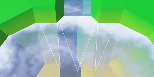 Карты из шестиугольников в Unity: вода, объекты рельефа и крепостные стены - 41