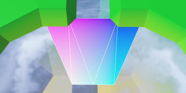 Карты из шестиугольников в Unity: вода, объекты рельефа и крепостные стены - 43