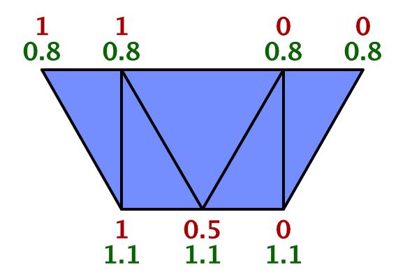 Карты из шестиугольников в Unity: вода, объекты рельефа и крепостные стены - 45
