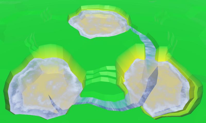 Карты из шестиугольников в Unity: вода, объекты рельефа и крепостные стены - 53