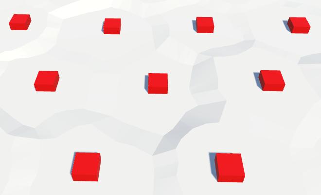 Карты из шестиугольников в Unity: вода, объекты рельефа и крепостные стены - 60