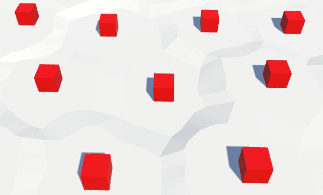 Карты из шестиугольников в Unity: вода, объекты рельефа и крепостные стены - 62