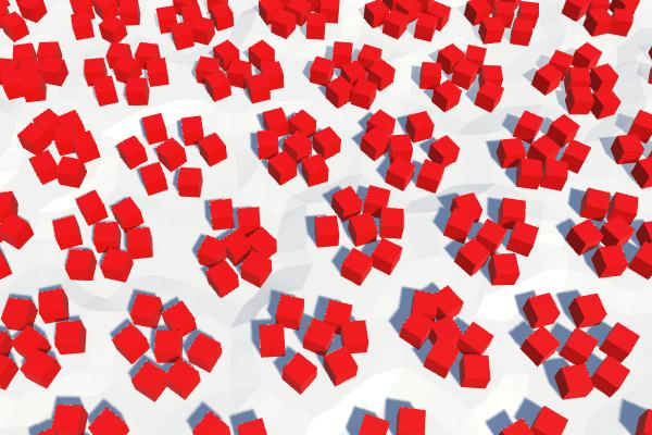 Карты из шестиугольников в Unity: вода, объекты рельефа и крепостные стены - 67