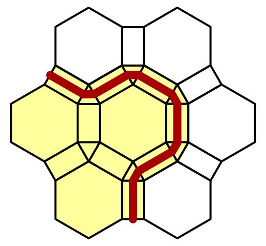Карты из шестиугольников в Unity: вода, объекты рельефа и крепостные стены - 84