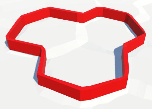 Карты из шестиугольников в Unity: вода, объекты рельефа и крепостные стены - 98