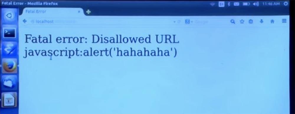 Курс MIT «Безопасность компьютерных систем». Лекция 11: «Язык программирования Ur-Web», часть 2 - 21