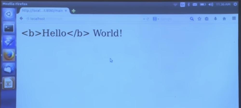 Курс MIT «Безопасность компьютерных систем». Лекция 11: «Язык программирования Ur-Web», часть 2 - 5