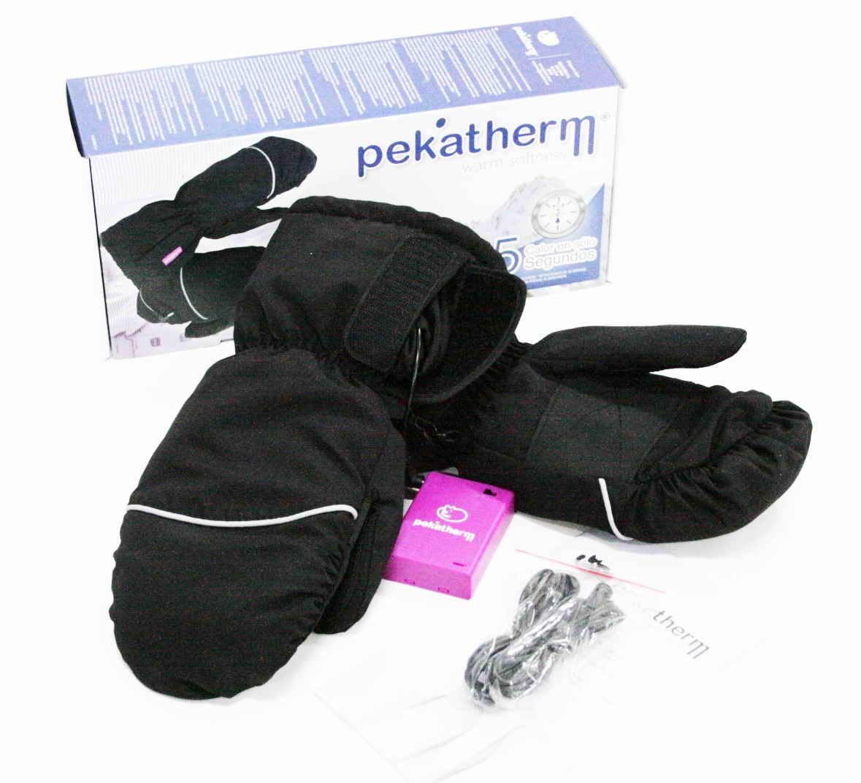 Скоро будет холодно: знакомимся с компанией Pekatherm и выбираем перчатки с подогревом - 4